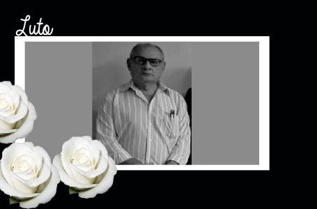 Lamentamos a morte do companheiro José Raimundo Ferreira Verde